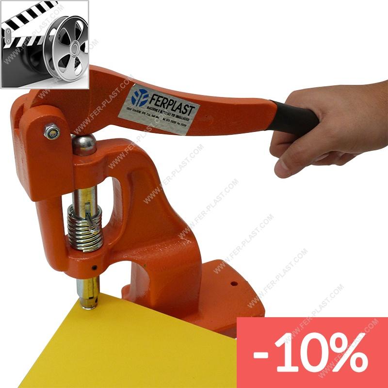 Machines Pour Oeillets Et Découpeuses Presse Pour Bâchesbanner