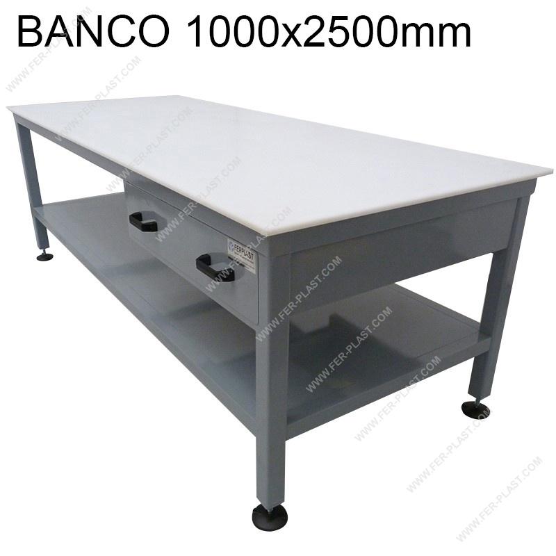 Tavoli E Banchi Da Lavoro Banchi Da Lavoro Speciali Su Misura