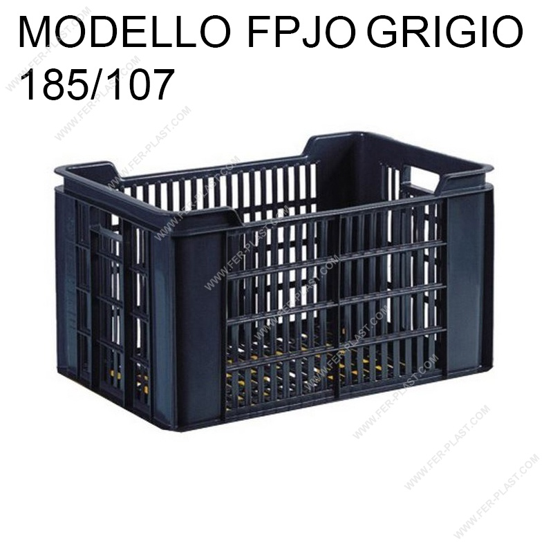 contenitori in plastica : fpjo cassette
