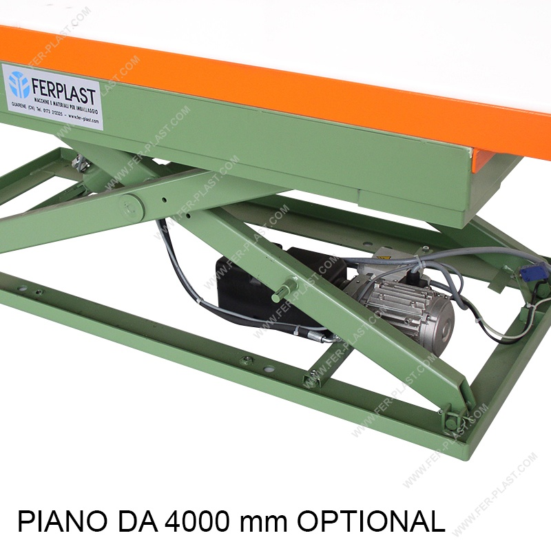 Piattaforme Elevatrici Sollevatore Fpam 5000 Kg